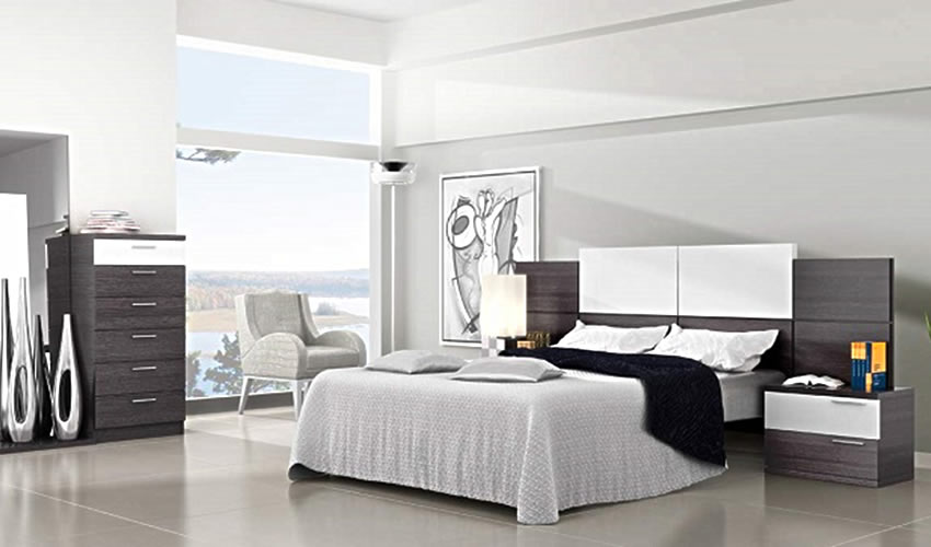 Muebles andr muebles de melamina en lima instalacion - Decoracion habitacion moderna ...