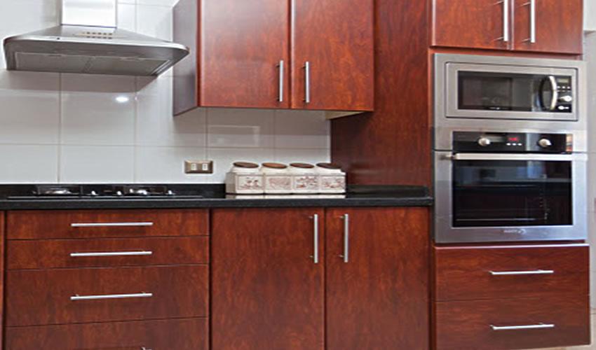 Muebles andr muebles de melamina en lima instalacion for Planos para cocina de melamina
