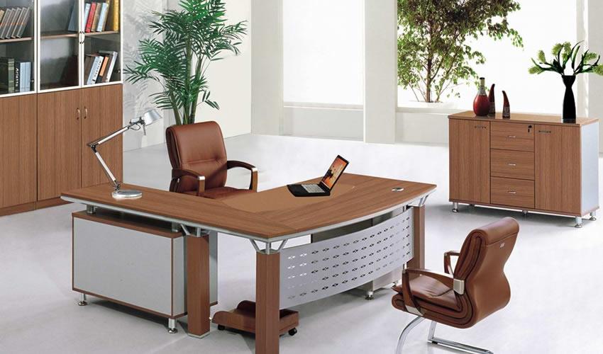 Muebles de oficina en melamina 20170801035602 for Muebles de oficina wengue